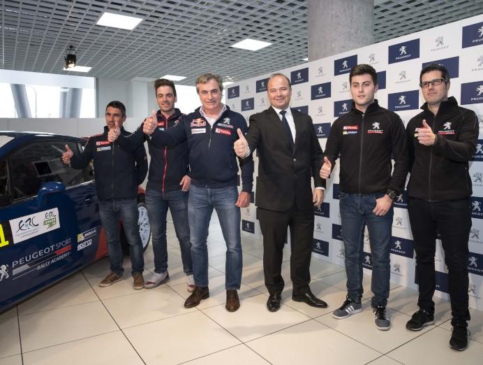 Asociación de concesionarios Peugeot